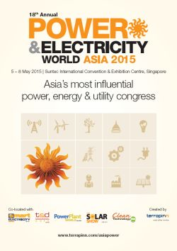 Download the Power & Electricity World Asia brochure