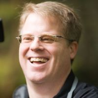 Robert Scoble at the Retail Show Middle East