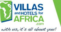 Villas and Hotels for Africa
