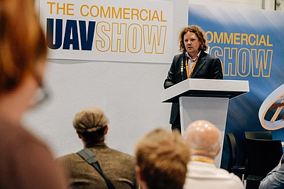 The Commercial UAV Show 2016 Seminars Photo