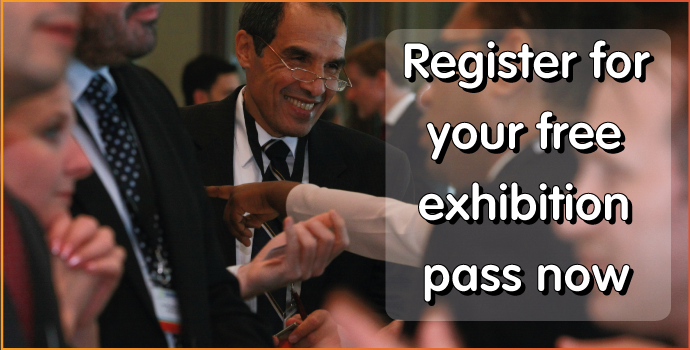 Register for a free pass to The Training and Development Show