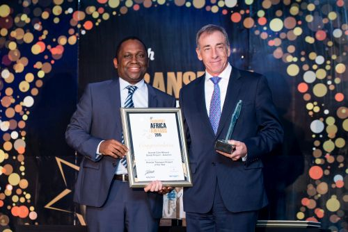 Ausenco- winner of transport premier project of the year
