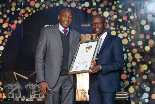 PRASA- winner of african railway operaotr of the year
