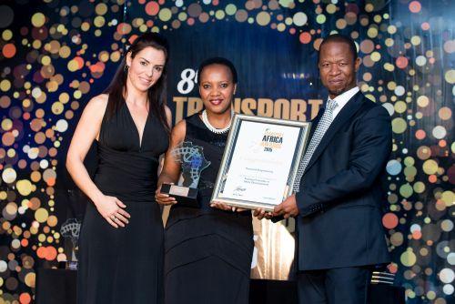 Transnet- winner of transport skills development leader