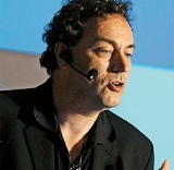 Gerd Leonhard at World e-Reading Congress 2012
