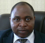 Damas Ndumbaro at Signalling & Train Control Africa