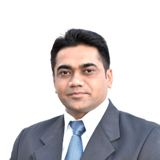 Chandrakant Kathote at Biologic Manufacturing World Asia 2012