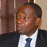Charles Siwawa at Africa Mining Congress 2012