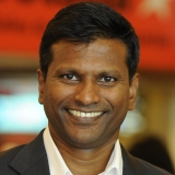 Barathan Pasupathi at Aviation Outlook China