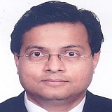 Dilip Sanghavi at The Finance & Accounting Show Middle East