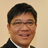 Dominic Chan at SCM Logistics & Manufacturing World 2013