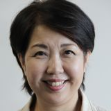 Kumiko Morimura at The Digital Education Show Asia 2013