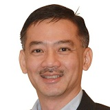 Travis Wong at SCM Logistics & Manufacturing World 2013
